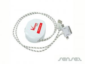 Retractable Whizzer Kabel