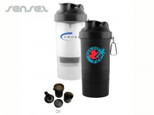 3 in 1 Shaker Cups