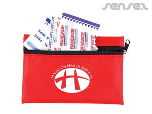Mini First Aid Kits In Pouch