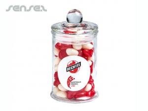 Confectionery Filled Apothecary Jars (115g)