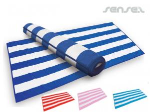 Cheap Striped Towels