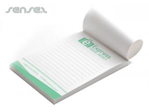 Small Notepads (A6 - 102x148mm)