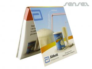 Sticky Notes mit Covers (75mm x 102mm)