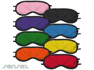 Printed Travel Eye Masks