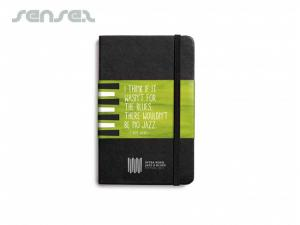 Pocket Size Moleskine Notizblocks (A6)