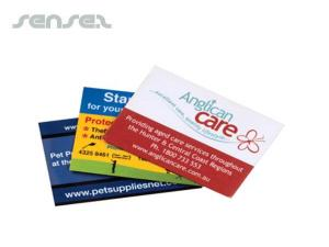 Flat Businesscard Magnets (5.5x9cm)