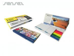 Calendar Sticky Notes and Flags Combo