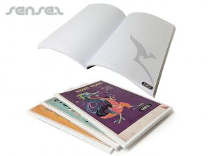 Full Colour Notebooks (A6 - 50 Seiten)