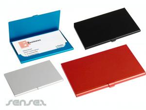 Colour Business Card Holders