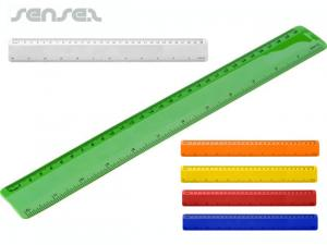 Colourful Rulers (30cm)