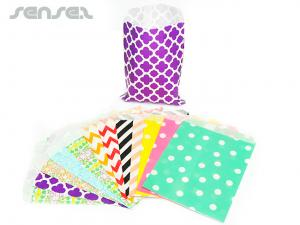 Food Paper Bags (Pack Of 25Pcs)