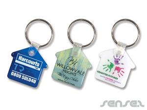 Flexible Haus Keyrings