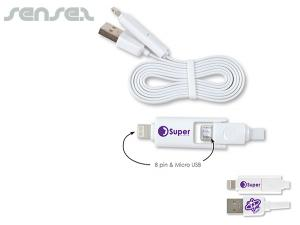 Duo USB Connector Cables (50cm)