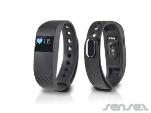 Fitness Wrist Bands with Heart Monitor