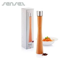 Bamboo Pepper Mills