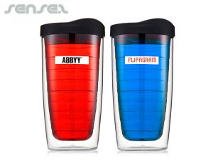 Double Wall Translucent Tumblers (450ml)