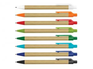 Eco Recycled Paper Pens