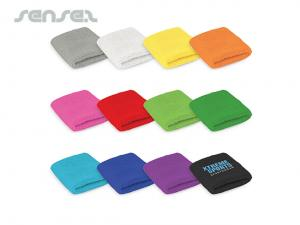 Fitness Wrist Sweat Bands