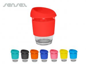 India Glass Cups 340ml