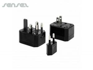 Rund um das World Travel Adapter