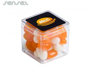 Cube Filled Lollie Boxes (60g)