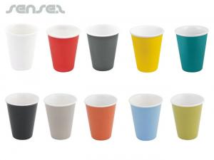 Ceramic Take Away Coffee Cups (200ml)