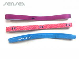 Printed Elastic Hair Bands