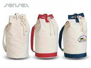 Boating Canvas Duffle Bags