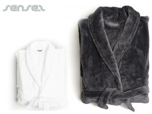 Ultraplush Microfibre Bathrobes