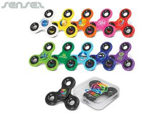 Fidget Spinners With Gift Case