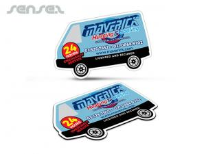 Fridge Magnets Van Truck Shape