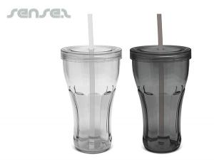 Straw Drink Tumblers