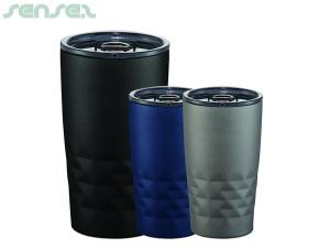 18/8 Stainless Steel Vacuum Tumblers (410ml)