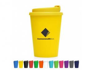 Coloured Reusable Coffee Cups (356ml)