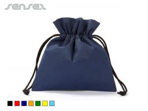 Eco Gift Pouch Drawstring Bags (20cm)