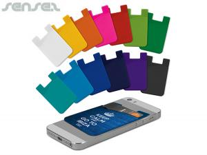 Full Colour Phone Wallets