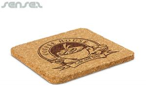 Island Square Cork Coasters