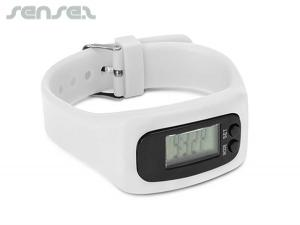 Sporty Pedometer Watches