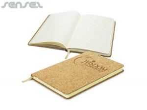Eco Cork Notebooks (A5)