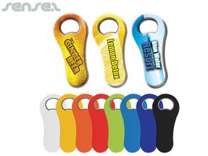 Sunburst Magnetic Bottle Openers