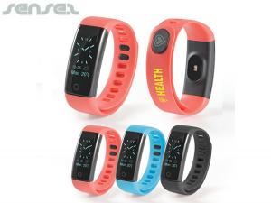 Fitness-Monitor Uhren