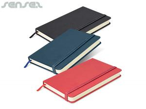 Pierre Cardin Leatherette Notebooks A6