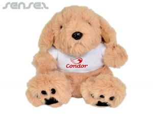 Cuddly Plush Puppy Toys