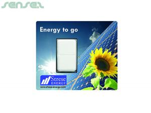 Energy Cards With Dextrose And Vitamin C