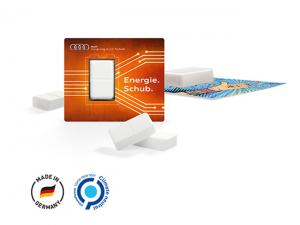 Energy Cards With Dextrose And Vitamin C (3g)