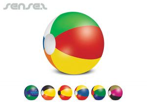 Mix & Match Beach Balls  (48cm)