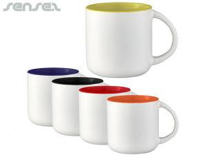Picasso Ceramic Mugs 350ml