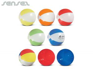 Colourful Beach Balls 20cm