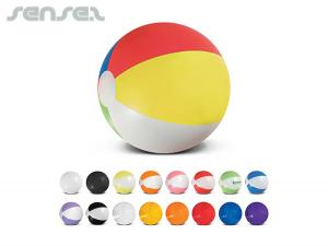 Colourful Beach Balls 27cm