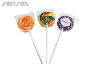 Mix And Match Hand Made Candy Lollipops (70g)